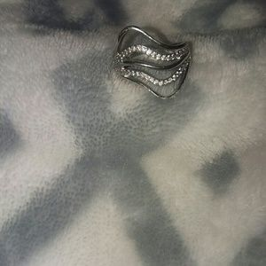 Vintage Mexico Sterling Silver Signed Ring